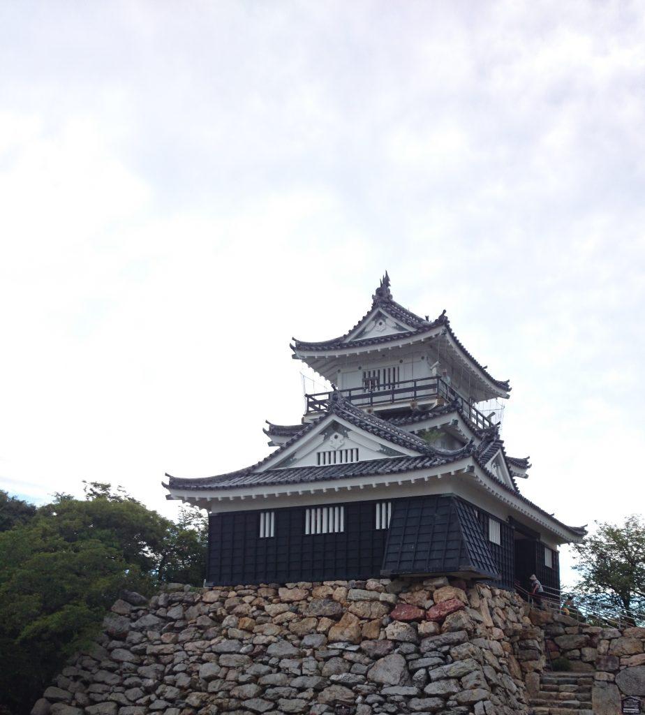 浜松市-浜松城