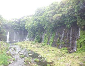 富士宮市-白糸の滝