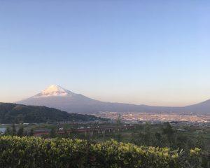 富士市-富士山