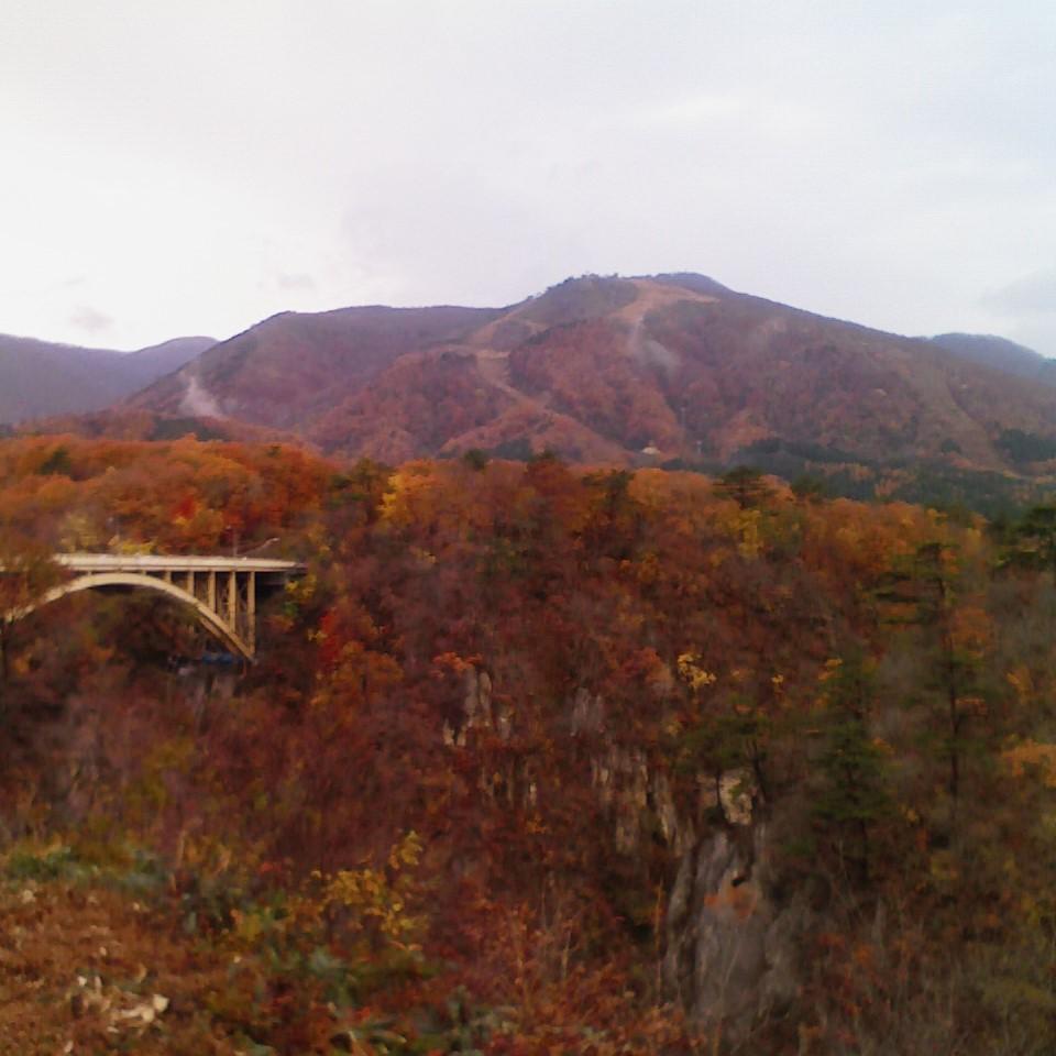 宮城県大崎市の写真_鳴子峡