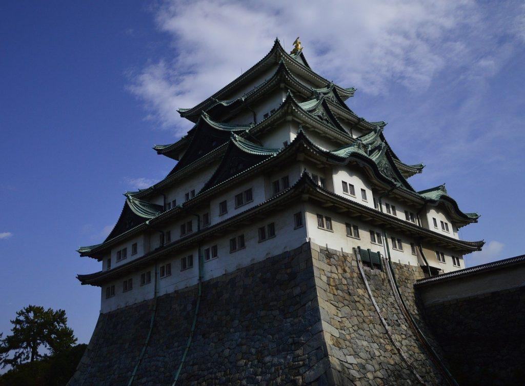 愛知県の写真(名古屋城)