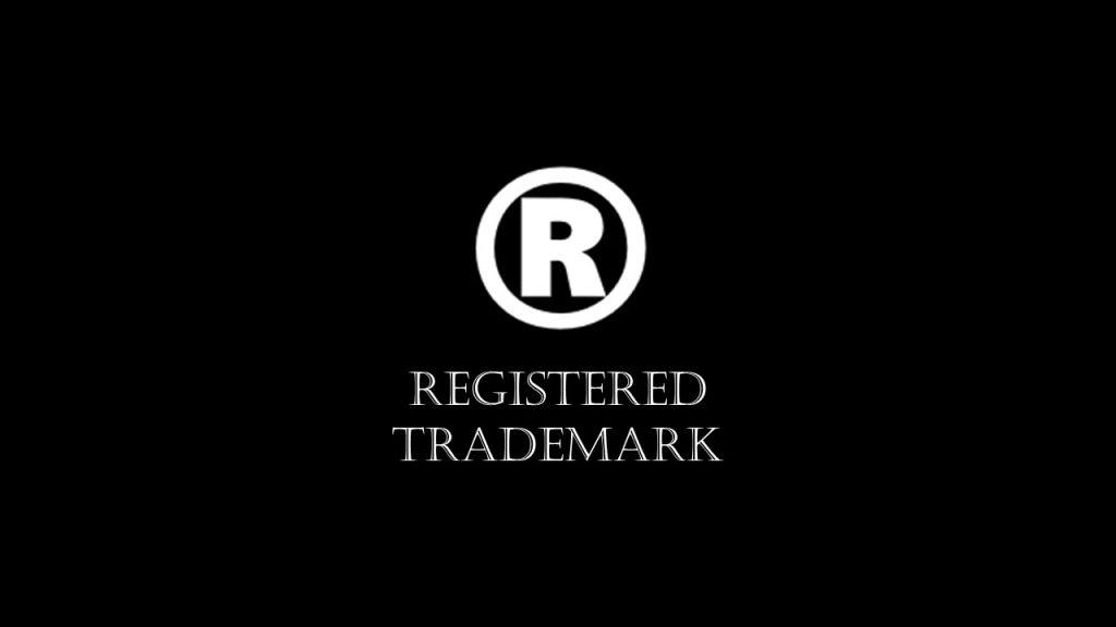 Rマーク-Registered Trademark(登録商標)
