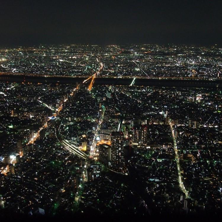 東京都墨田区の写真03(東京スカイツリーより)
