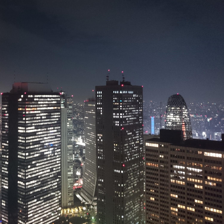 東京都新宿区の写真(新宿副都心)