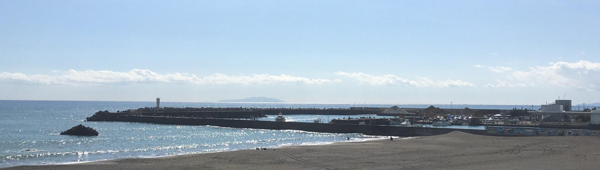 神奈川県中郡大磯町(大磯港)