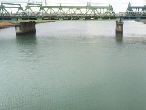 愛知県豊川市の写真(豊川放水路)