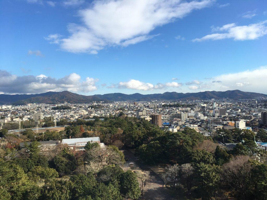 愛知県豊橋市の写真(豊橋市役所展望台)02
