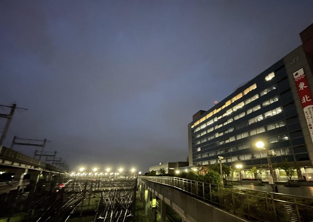 東京都北区の写真01(JR東京支社前)