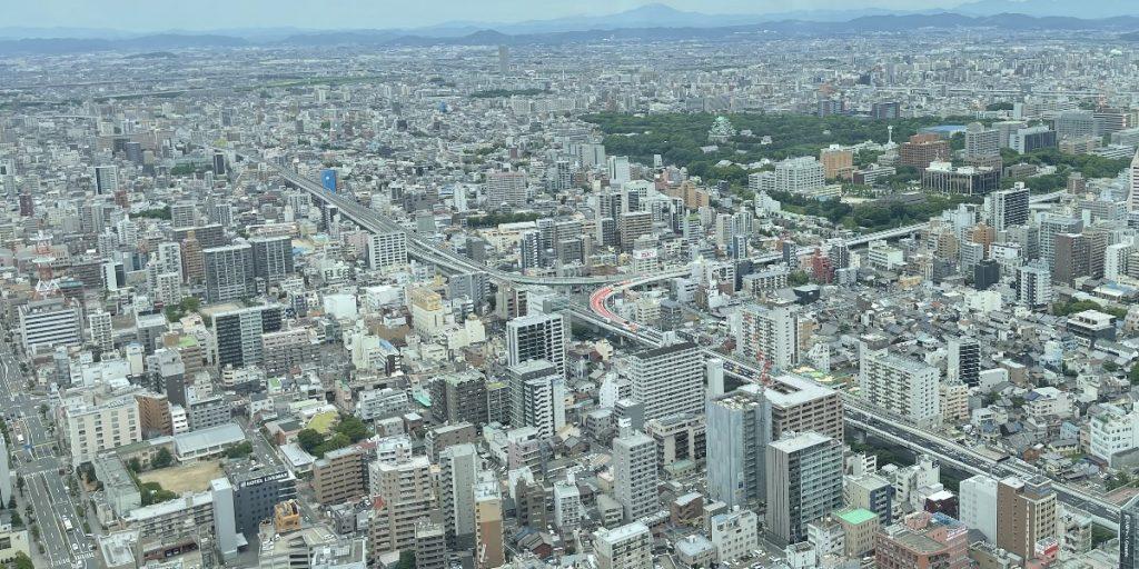 愛知県名古屋市の写真01(名古屋城周辺)